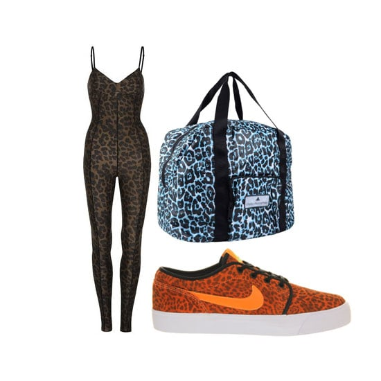 10 New Ways to Wear Leopard Print Workout Clothes