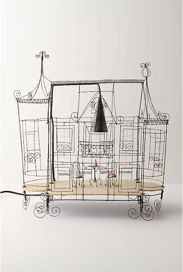 Crave Worthy: Anthropologie Chateau Lamp