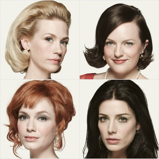 Track the Beauty Evolution of Your Favorite Female Mad Men Characters