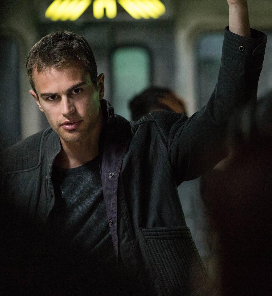 Best New Crush: Divergent's Theo James