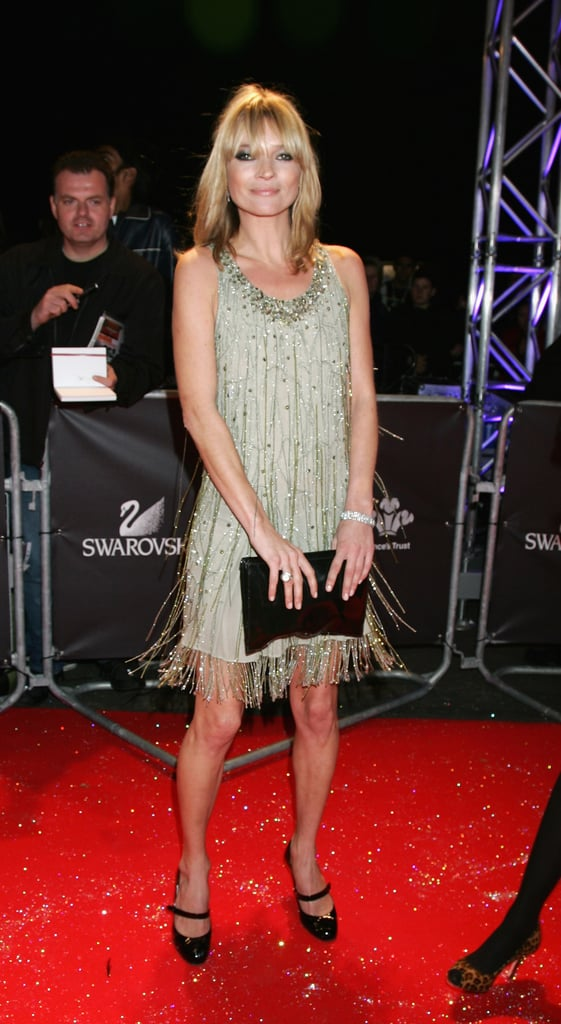 October 2007: Swarovski Fashion Rocks Concert