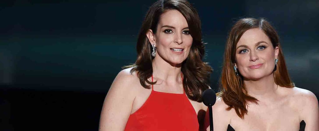 Tina Fey and Amy Poehler Will Not Cut Leonardo DiCaprio Any Slack, and We Love It