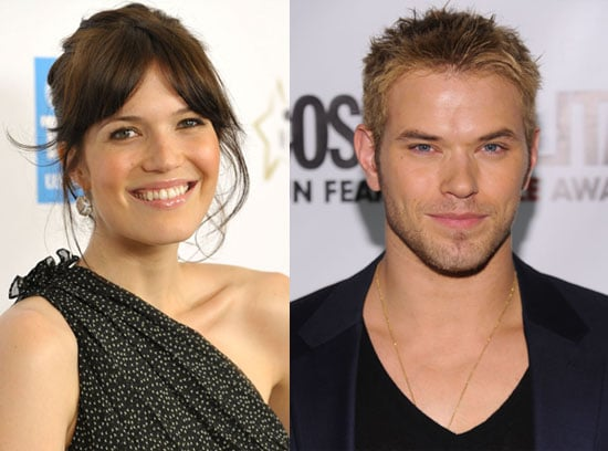 Kellan Lutz and Mandy Moore to Star in Love, Wedding, Marriage