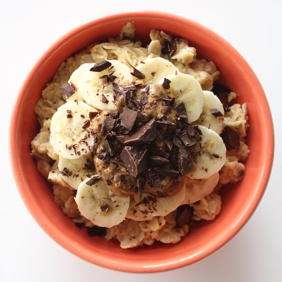 Healthy Chocolate Oatmeal