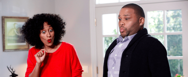 POPSUGAR Shout Out: If You're Not Watching Black-ish, Start ASAP!