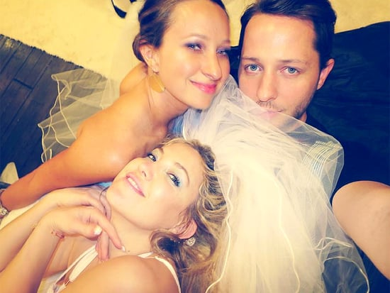 Kate Hudson's Wedding-Themed Joint Birthday Party Brings Together Chris Martin, Demi Moore