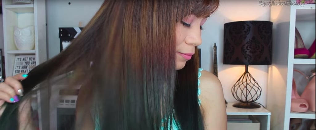 This Genius Hack Will Give You Rainbow Strands Without a Drop of Hair Dye