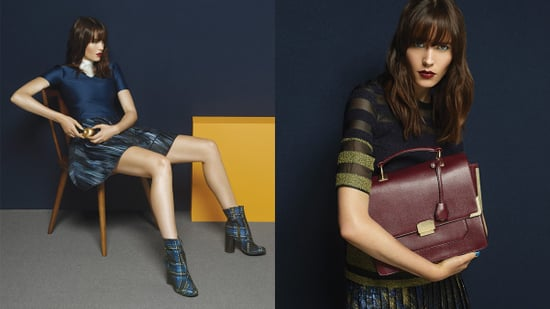 Ostwald Helgason's New Aldo Shoes and Bags Are Really Good