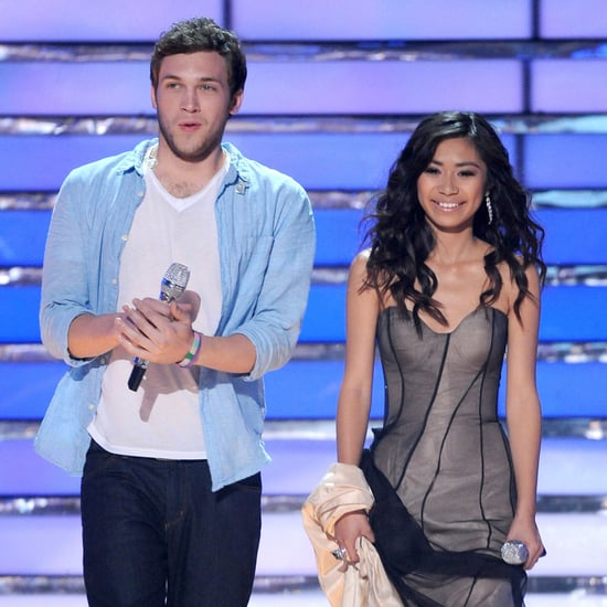 Jessica Sanchez and Phillip Phillips American Idol Pictures