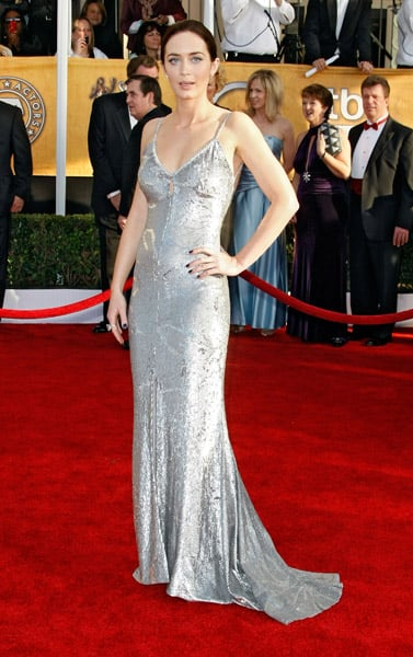 Emily Blunt at the 2009 SAG Awards