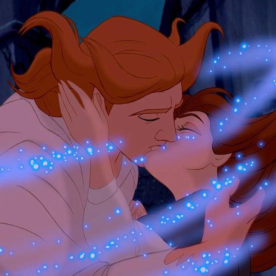 Best Disney Kisses of All Time