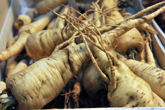 Cooking and Eating Parsnips