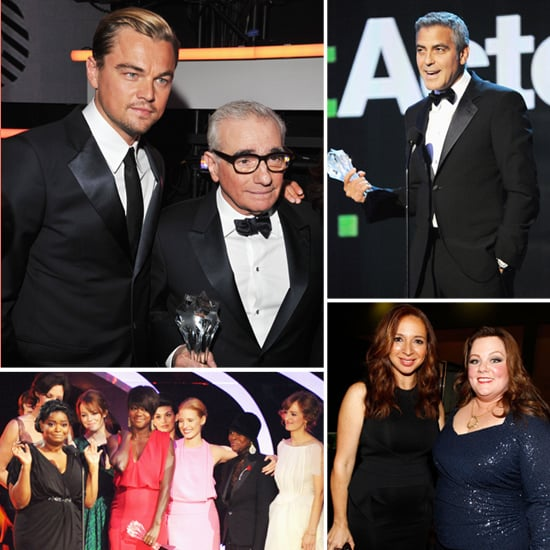2012 Critics' Choice Awards Inside Pictures