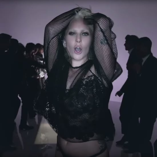 Lady Gaga Tom Ford Runway Music Video Show