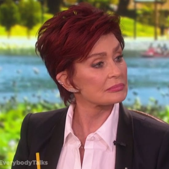 Sharon Osbourne Talks Divorce From Ozzy Osbourne on The Talk