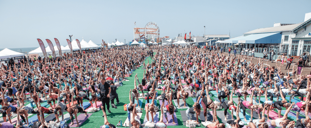 Have You Heard of Dance Yoga? We Think You're Going to Love It
