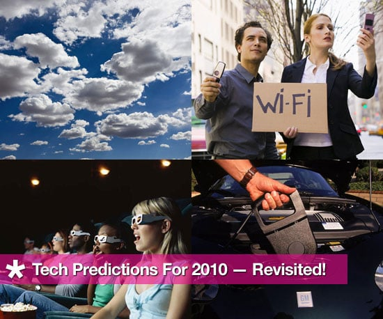 2010 Tech Predictions Revisited