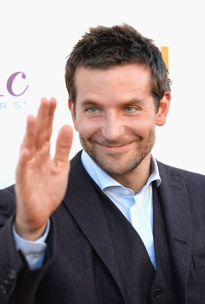 Let's All Give Bradley Cooper a Round of Applause