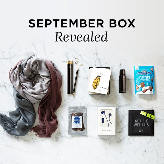 POPSUGAR Must Have Box Reveal September 2014 Contents