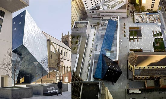 In The News:  A Daring Museum Design