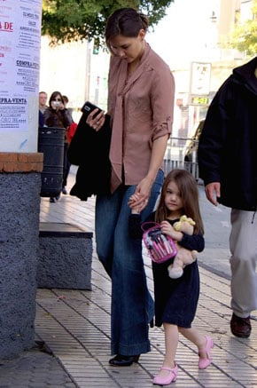 Lil Links: Suri Is Ready to Go in Heels and Makeup Kit