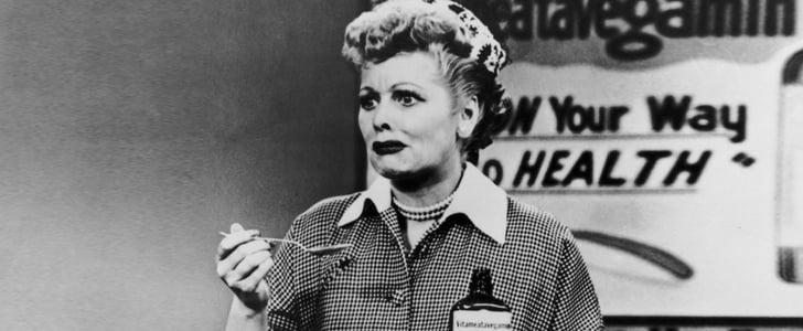 I Love Lucy: We sure liked Lucy, but we really loved those ladylike '50s dresses. Nashville: We were charmed by these Southern ladies who hit the stage each week in glitz and glam — and made no apologies for it. Clarissa Explains It All: Na-na-na-na-na-na-na-na-na-na-nobody came close to Clarissa's free-spirited style. Miami Vice: Tubbs and Crockett redefined menswear in the '80s with their convertible-ready relaxed suiting. And oh yeah, those shades!   Source: CBS