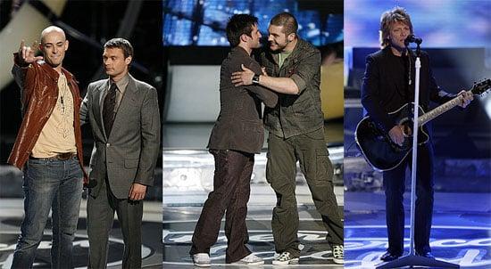 American Idol Season 6 Boys' Night