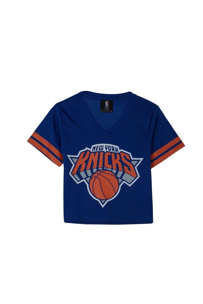Forever 21 x NBA New York Knicks Jersey Top