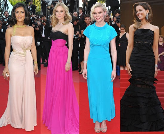 Pictures of Cannes Film Festival Closing Ceremonies