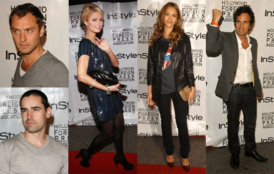 TIFF Celebrities Party InStyle