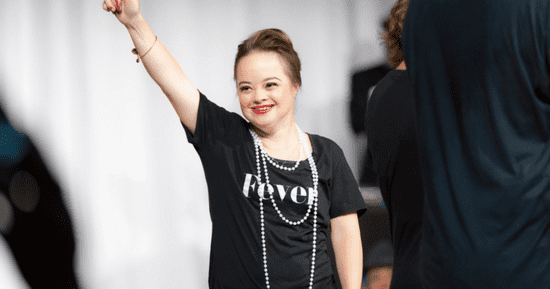 Special Olympian Katie Meade Becomes First Model With Down Syndrome To Land Beauty Campaign
