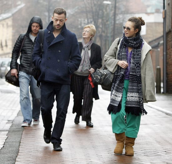 Pictures of Kara Tointon, Boyfriend Artem Chigvintsev, Matt Baker and Other Stars on Strictly Come Dancing Tour in Nottingham