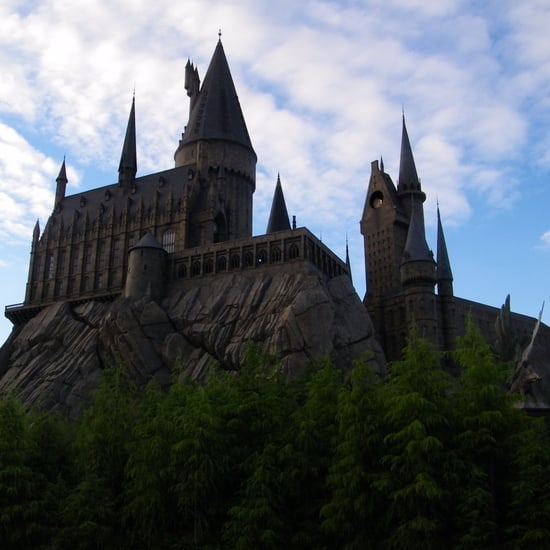 Death Eaters at Harry Potter World Japan