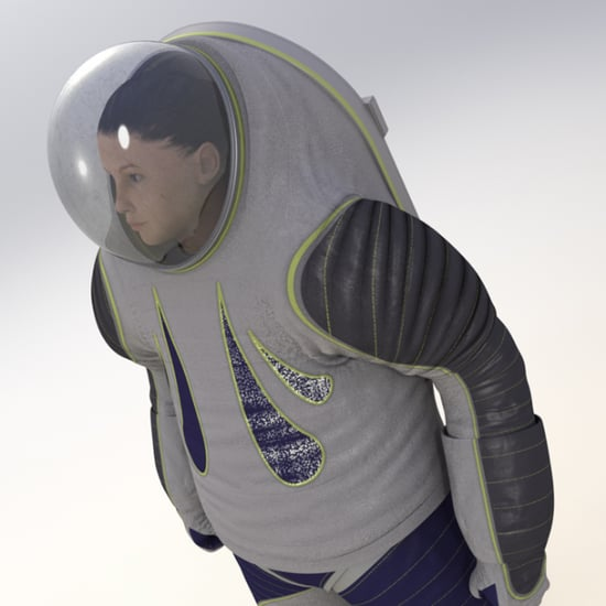 NASA New Space Suit Design