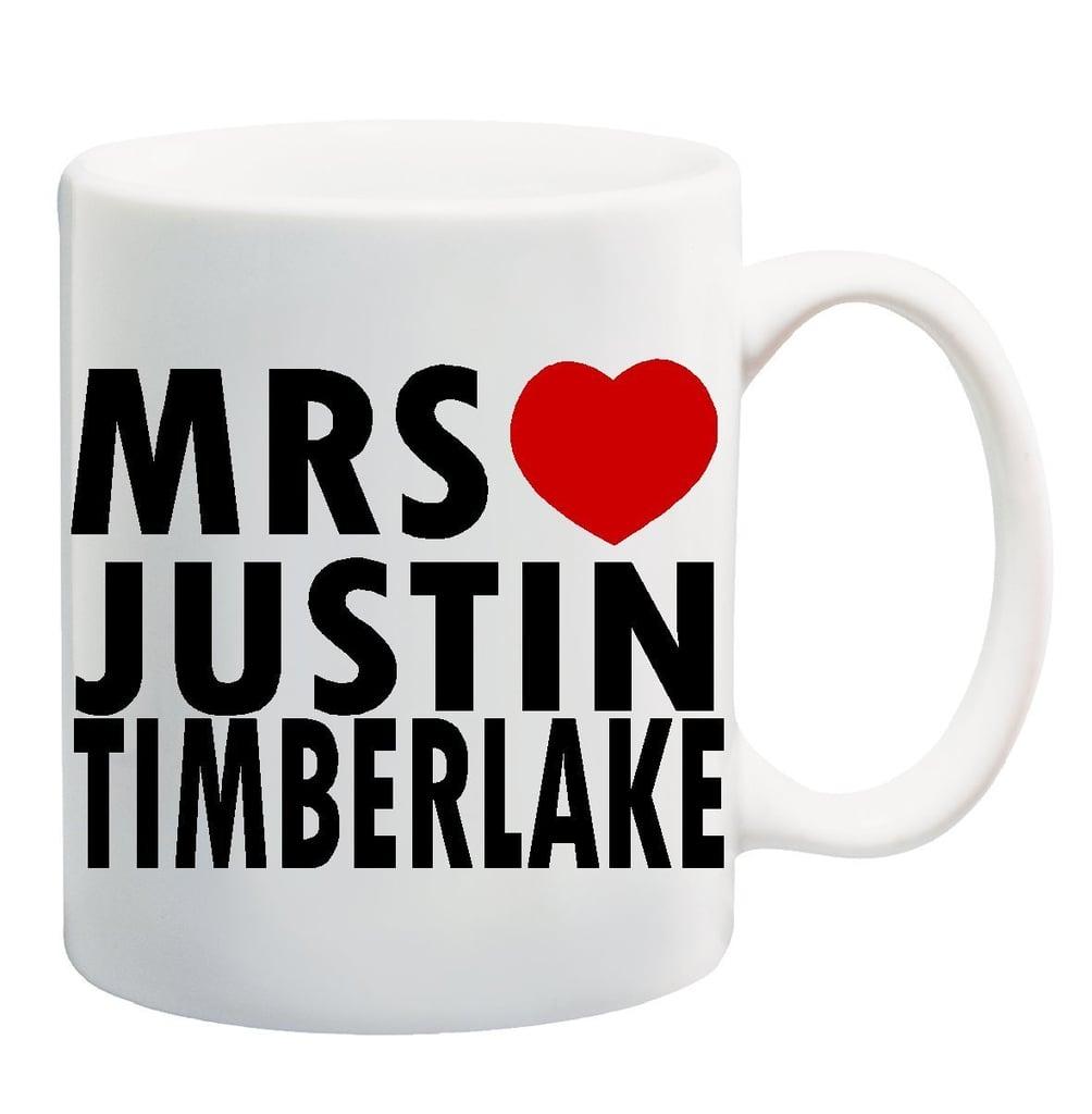 Mrs. Timberlake Mug