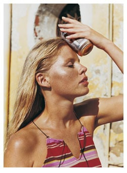 Tips to Stop You From Sweating This Summer