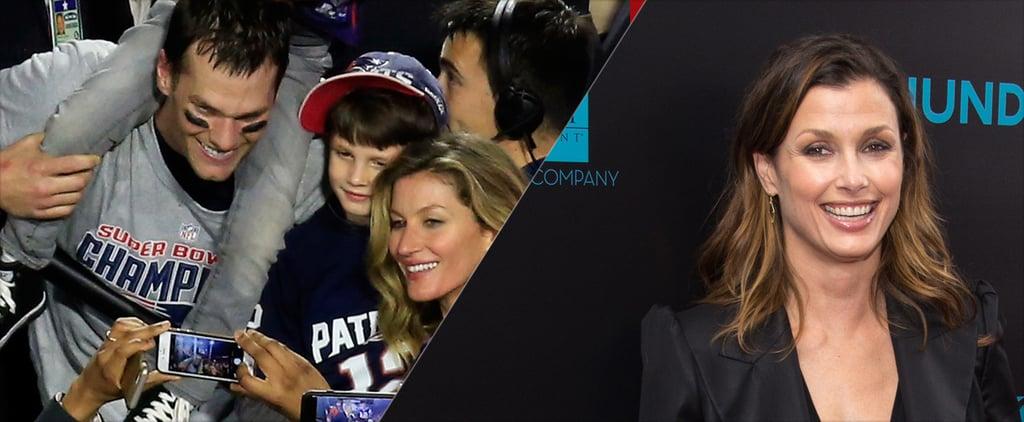 Tom Brady and Bridget Moynahan