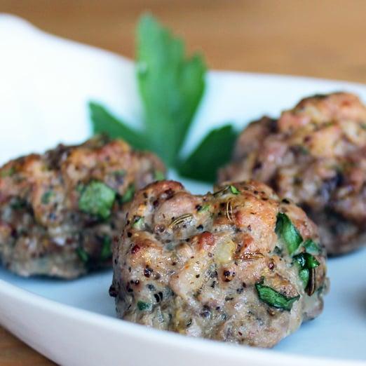 Paleo Meatball Recipe