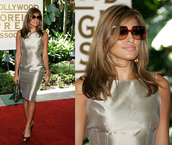 HFPA Luncheon: Eva Mendes
