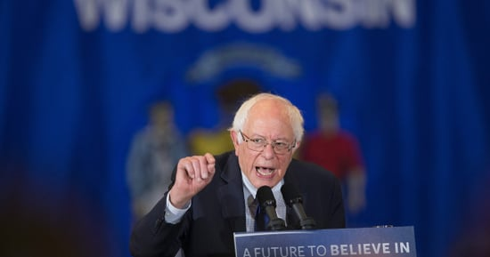 Bernie Sanders Called Out Panama As A 'World Leader' In Tax Evasion Years Ago