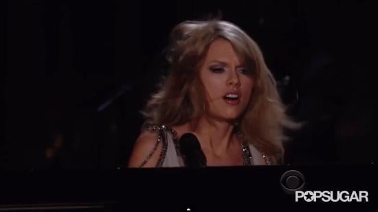 Taylor Swift Goes Hard During Her Performance
