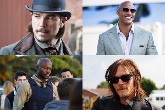 Summer 2016's Sexiest Stars: TV's Hottest Men