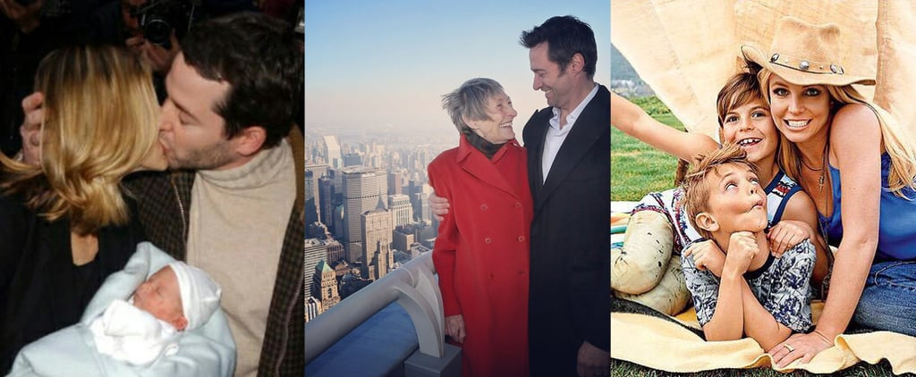 Stars Share Heartfelt Instagrams on Mother's Day