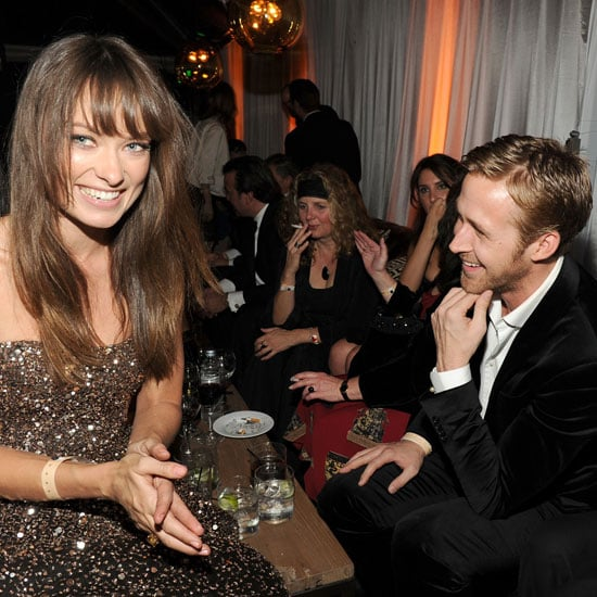 Olivia Wilde and Ryan Gosling New Couple Rumors