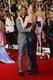 Jennifer Lawrence got goofy with Cuba Gooding Jr.