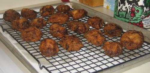 Reader Recipe: Chicken Littles