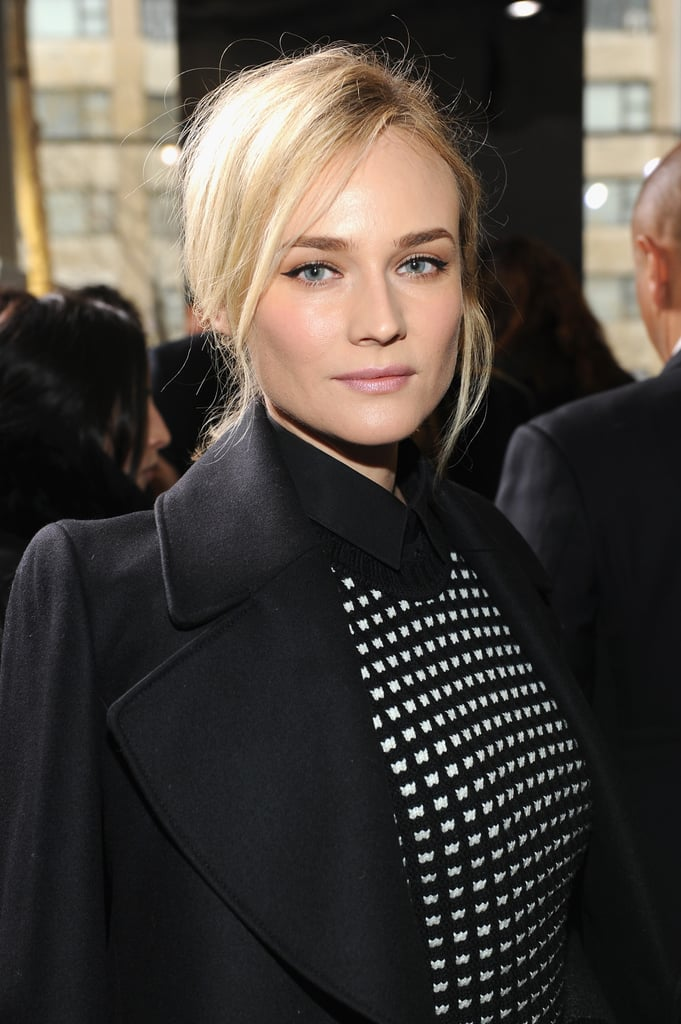 Diane Kruger at Hugo Boss