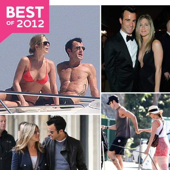 The Best Moments From Jen and Justin's Big 2012