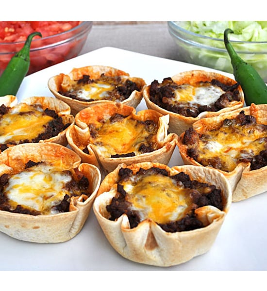 Hot Lunch Muffins