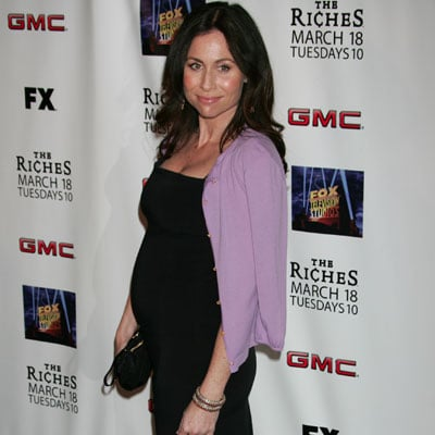 Minnie Driver at The Riches Season Two Premiere Screening
